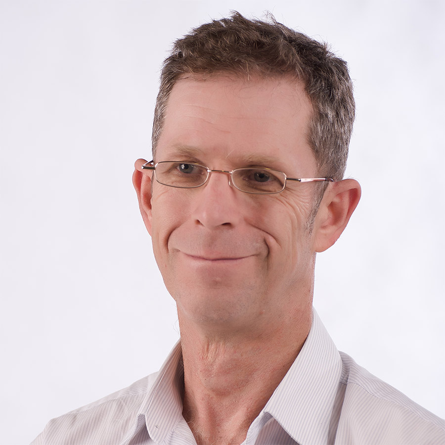 Dr Mike D'Arcy-Evans